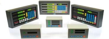 Teller / Uitlees units