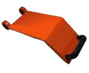 Beschermkap 180mm -230mm CH 2-delig